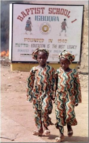 Nigeria's 'Land of Twins' Baffles Fertility Experts