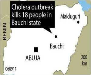 18 in Northern Nigeria Succumb to Cholera: Officials