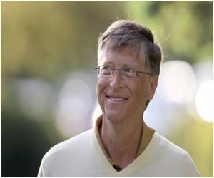 Bill Gates to Boost Anti-polio Drive