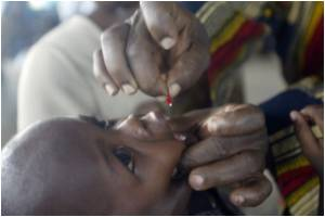 Nigerian State Sees Surge in Polio Cases