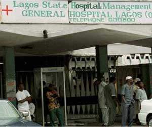 Nigerian Doctors On Pay Strike