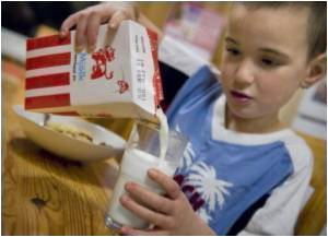Milk-free Diet And Other Dietry Changes Will Reduce Hyperactivity In Kids