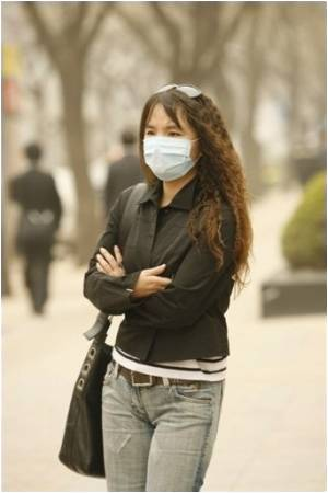 Japan's Air Purifier: Olympians to Wear Dust Masks!