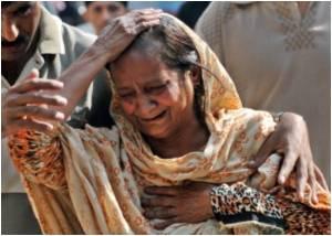 Pakistan Reeling After Wave of Blasts