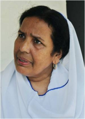 Sister of Mercy for Pakistan Muslims