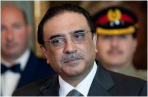 Pak President Zardari Doing Fine
