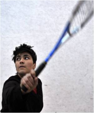 Maria Pakay: Maverick Female Squash Player In Taliban's Pakistan