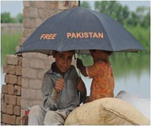 Global Warming - a Possible Factor in Pakistan's Floods