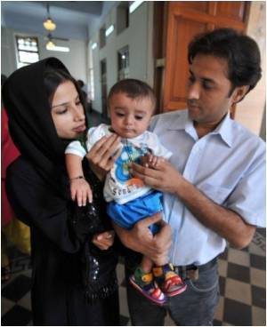 UN Urges Pakistan To Invest More in Family Planning