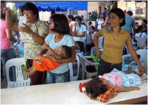 Suspected Cholera in Southern Philippines Kills Two