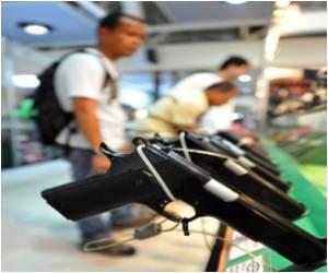 Study Says Men Seem 'Tougher With Guns'