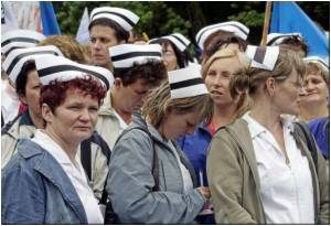 Nurses Demand 18.5% Pay Hike