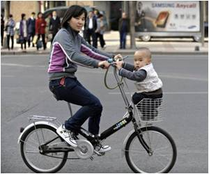 China Perched Precariously on the One-Child Time Bomb