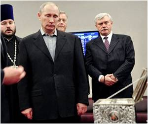 'Fertility-Boosting' Greek Relic Welcomed in Russia