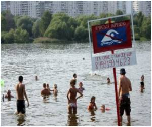 Moscow Sees Surge in Drowning Cases Due to Heatwave