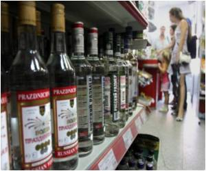 Nighttime Sales of Spirits Banned in Moscow