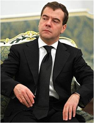 Medvedev Calls On Russians To Curb Their Drink Problems: Alcoholism Worse Than A Decade Ago