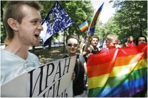 Russian Gays Seek Medvedev's Backing for Parade