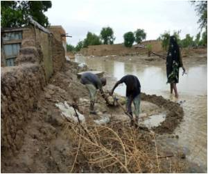 Millennium Goals Hampered by Natural Disasters in Africa