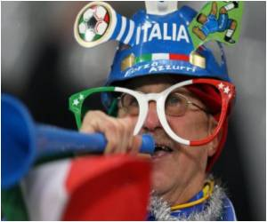 Vuvuzela is a Must in Italy