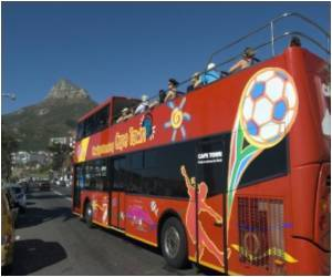 Cape Town Gets Ready for Football World Cup