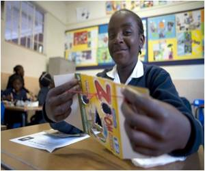 Lost Childhood Restored to Refugees In South Africa
