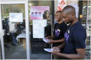 South Africa Tries to Enlist Men in AIDS Battle