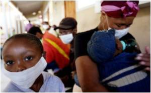 South Africa Struggles to Contain TB Spread