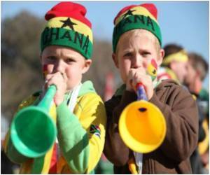 Vuvuzelas Among List Of Restricted Objects At London Olympics