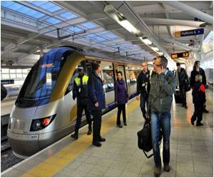 High-Speed Rail from Johannesburg to Pretoria