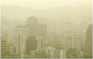 South Koreans Stocking Up Air Purifiers After