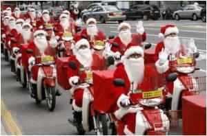 Secret Santa Comes to Jeonju Again