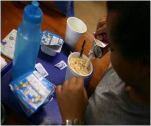 Children Being Fed Junk Food at Very Early Age