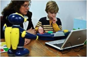 Dancing Robot May Help Kids With Autism