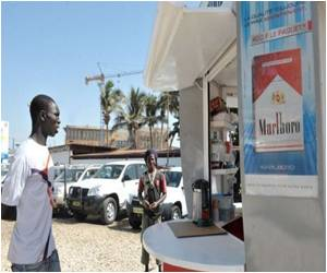 Cheaper 'Welcome to Marlboro Country' in Senegal