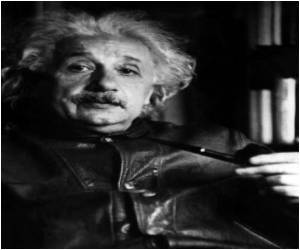 Einstein's Extraordinary Intellect Explained by Uncommon Features in His Brain