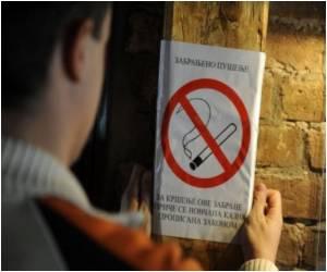 New Smoking Curbs Irk Serbs