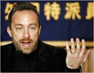 Wikipedia Founder Targets Google