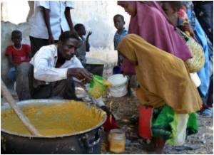 UN Introduces New Food Supplement To Curb Child Malnutrition In Somalia