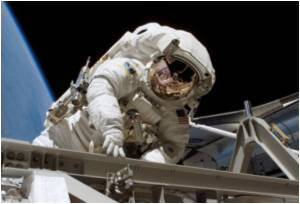 Bone Loss in Astronauts may be Offset With a Superhero Suit