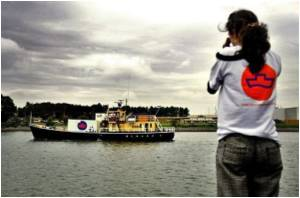Abortion Ship Triggers Controversy in Spain