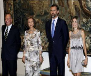Budget Cut Pinch for Spain's Royal Family