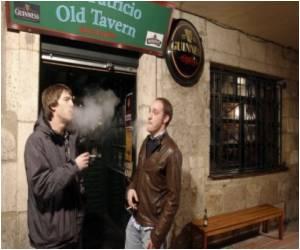 Smoking Ban Snuffs Out Business at Spanish Bars