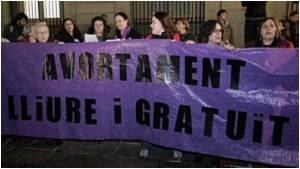Spain Eases Abortion Legislation