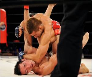 MMA Fighters Receive Worst Head Injuries: Study