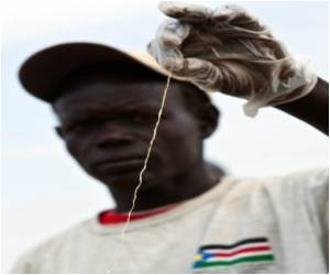 Sudan Push to Eradicate Guinea Worm Infection