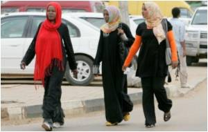 Women in Sudan can be Flogged If Their Trousers are Considered Provocative
