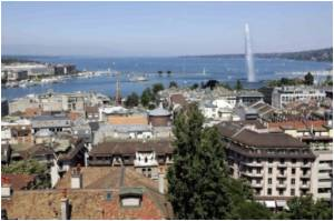 Geneva Tops Ten Most 'Liveable' Cities Across the World