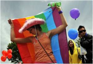 Istanbul Gay Pride Parade Celebrated!