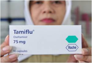 Swine Flu Boosts Tamiflu Sales by 203pct: Roche